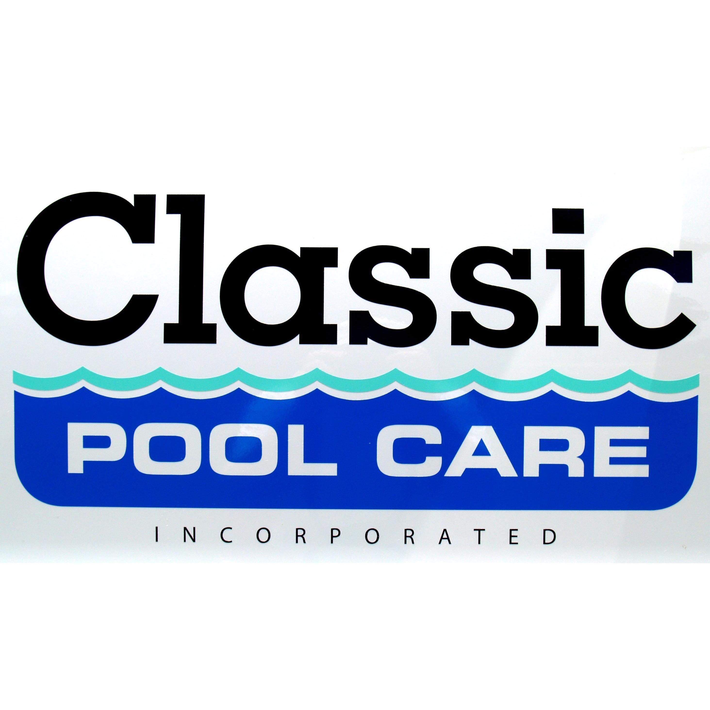 Classic Pool Care Inc.