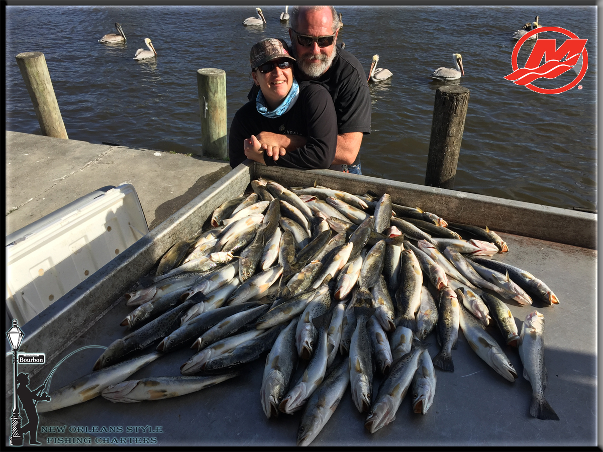 New Orleans Style Fishing Charters LLC image 96