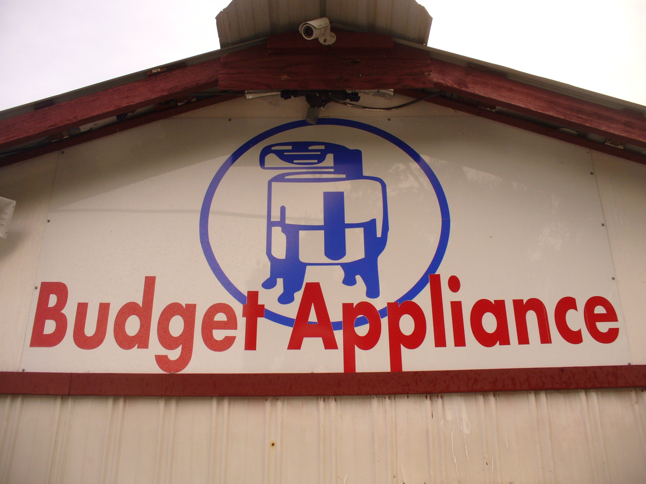 Budget Appliance Sales And Service - ad image