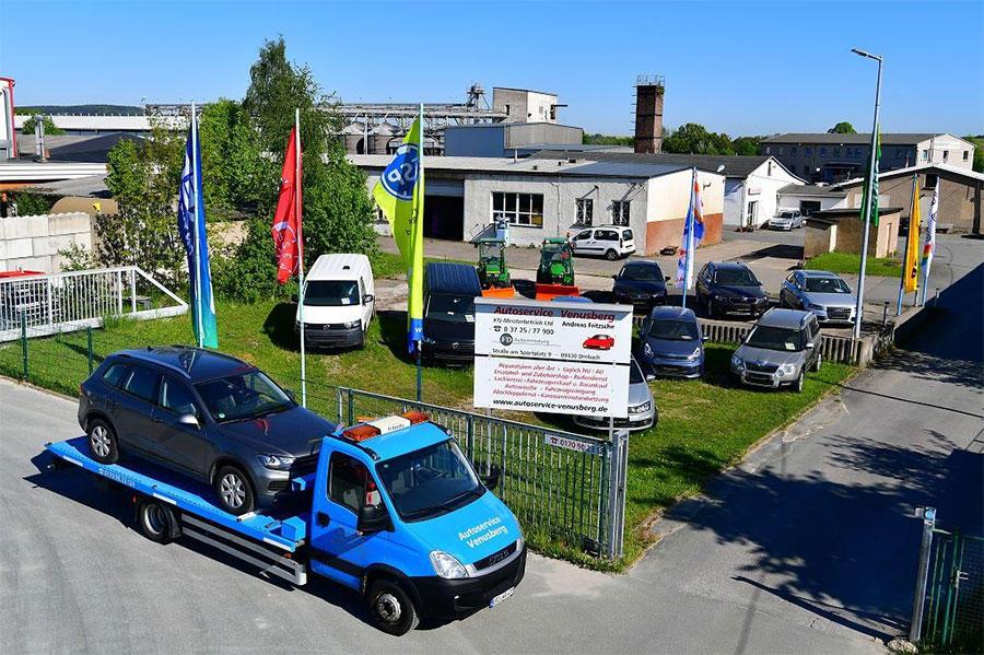Bild der Autoservice Venusberg - Kfz-Meisterbetrieb Lackiererei und Autohandel