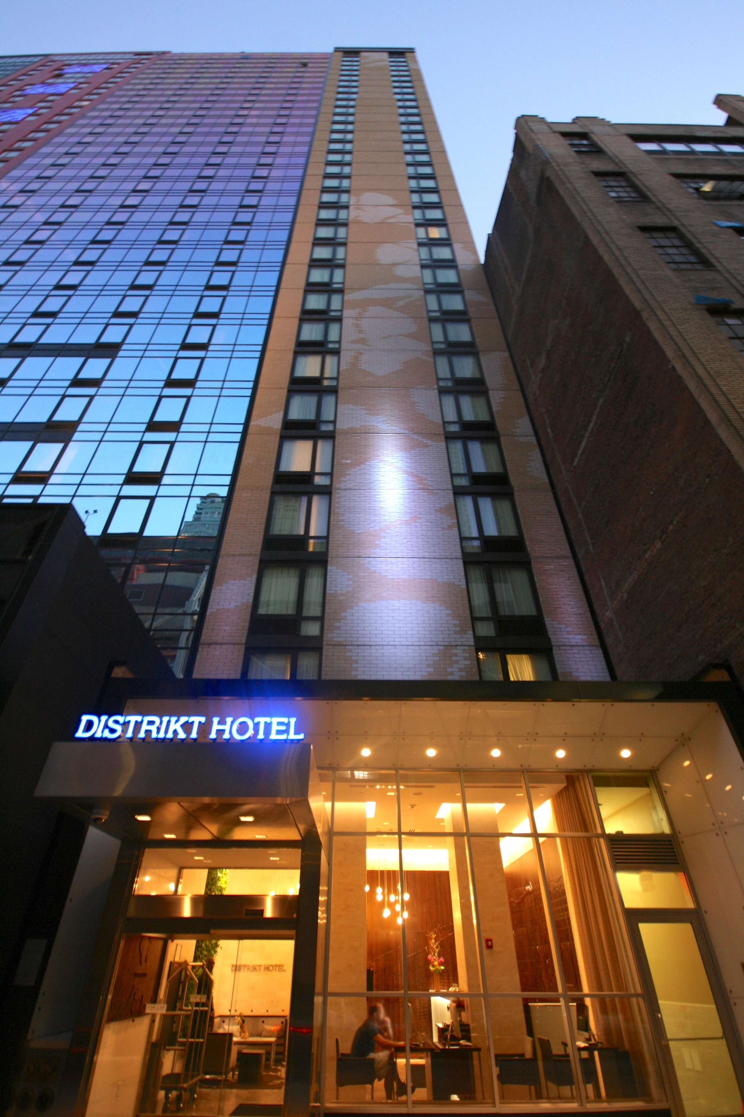 Distrikt Hotel New York City Tapestry Collection by Hilton