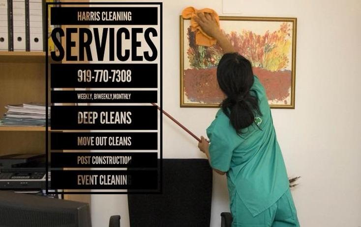 Harris Cleaning Services, LLC image 4