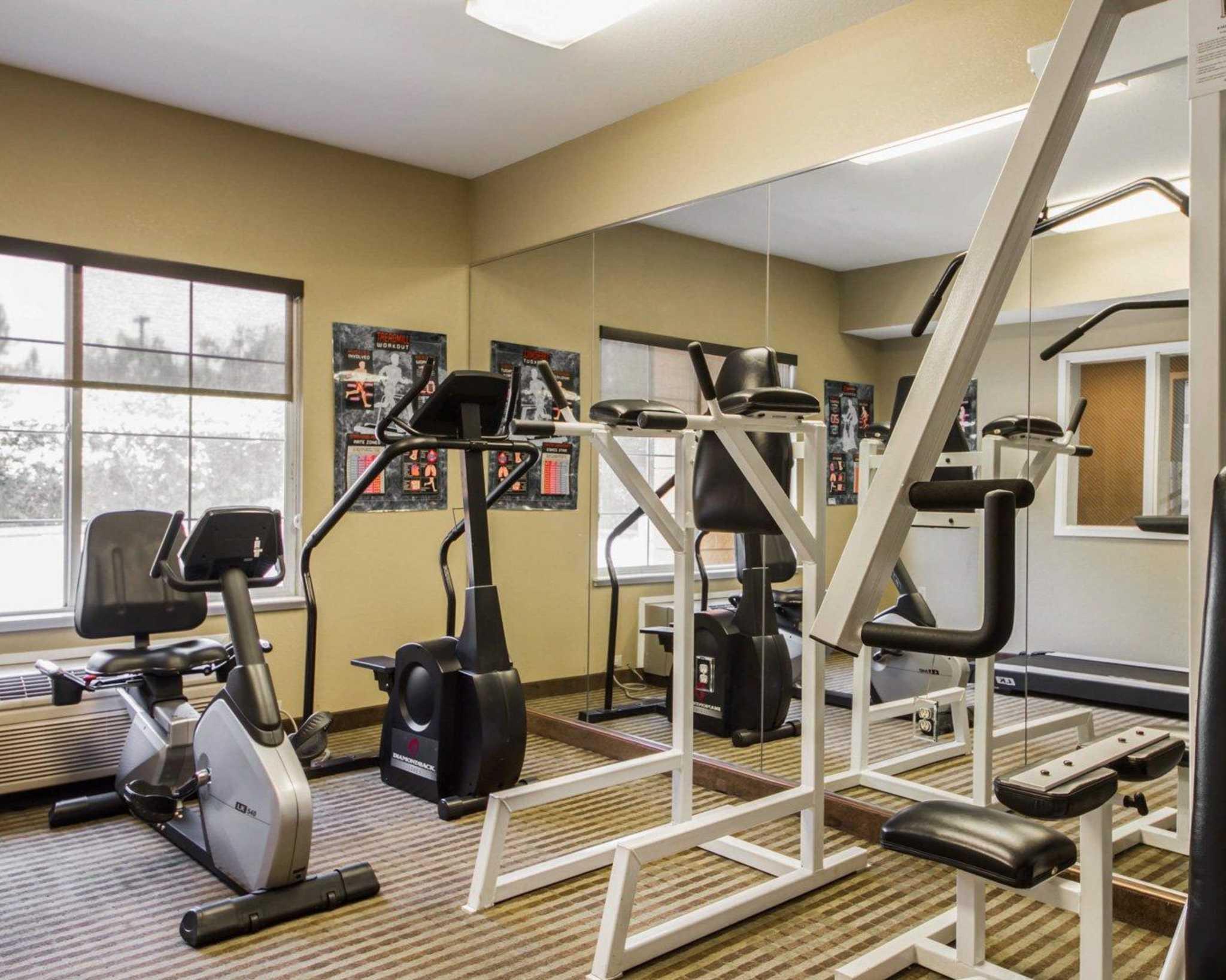 Comfort Inn & Suites Sacramento - University Area image 32