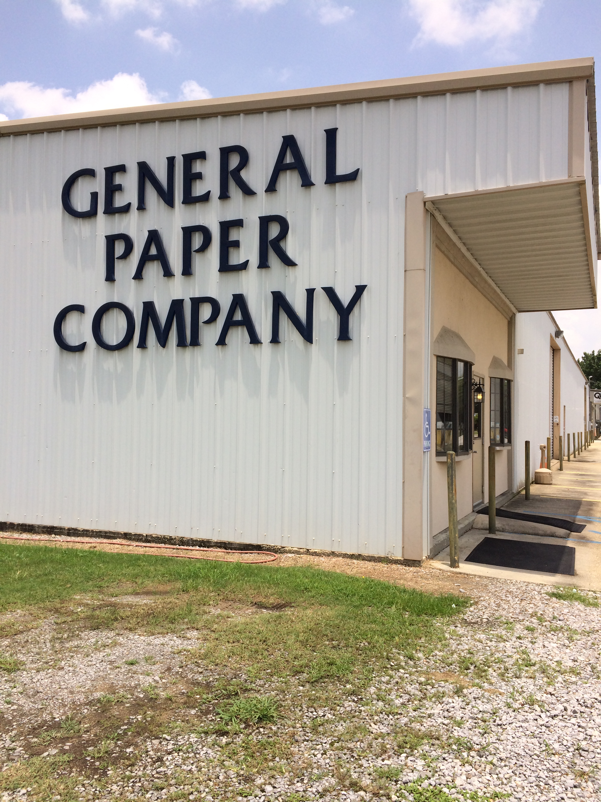 General Paper Company In Baton Rouge La 225 291 7