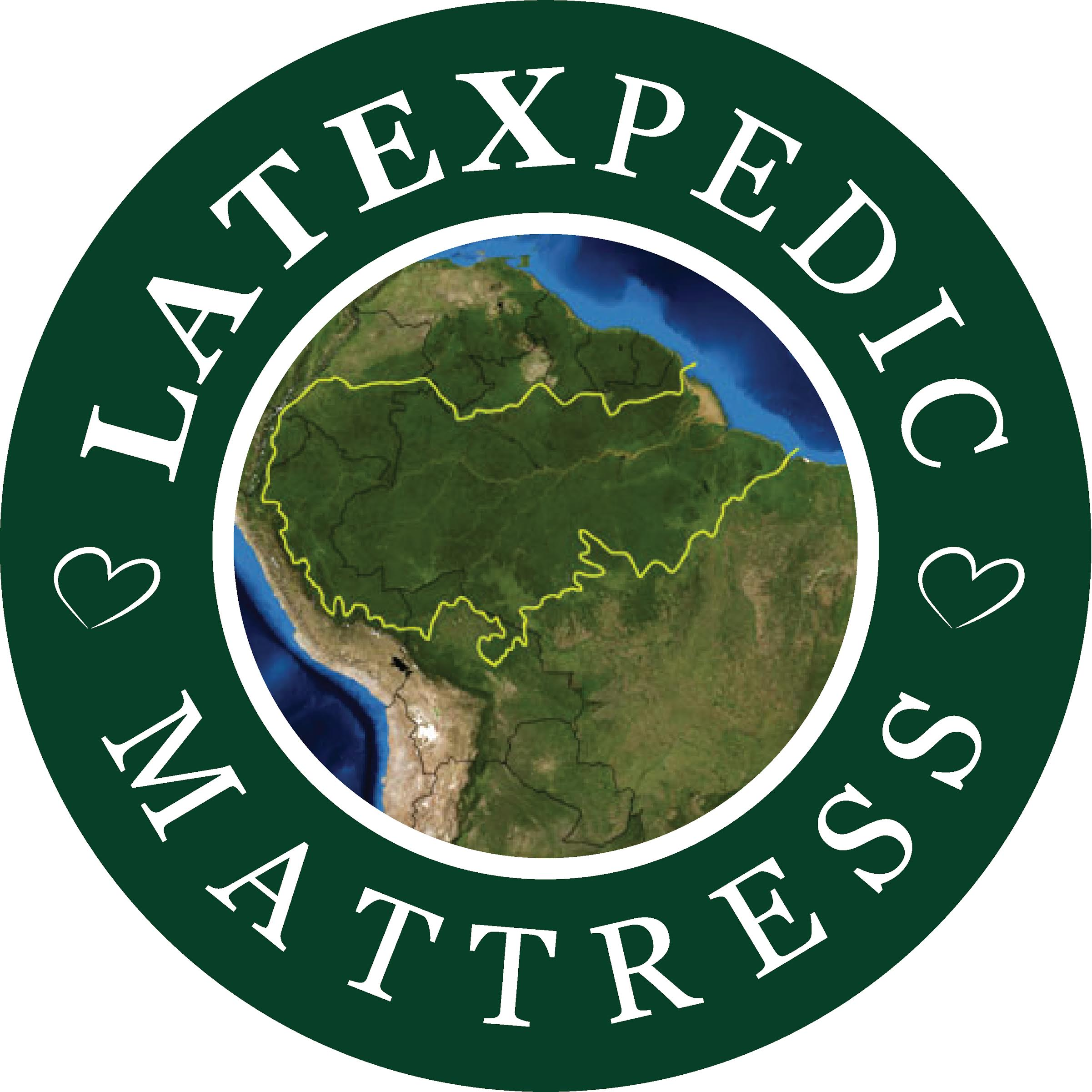 Latex Mattresses are originally native to the Amazon Rainforest