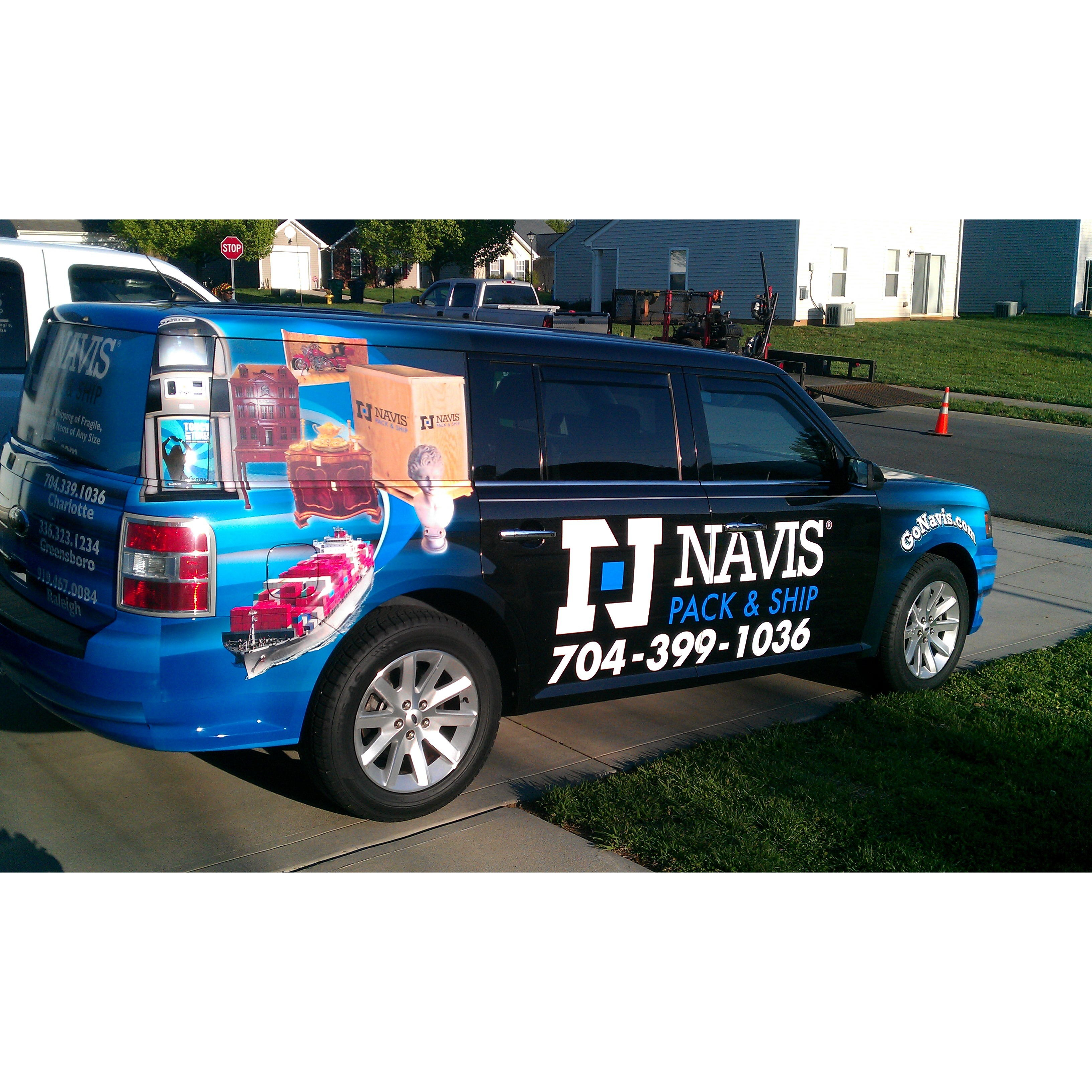 Navis Pack & Ship - ad image