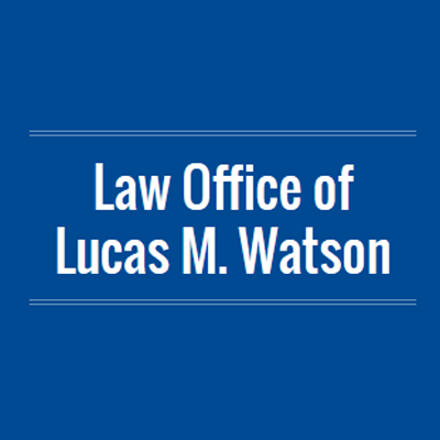Law Office Of Lucas M. Watson