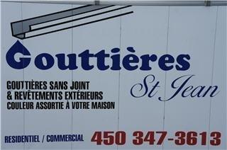 Gouttières St-Jean à Saint-Jean-Sur-Richelieu