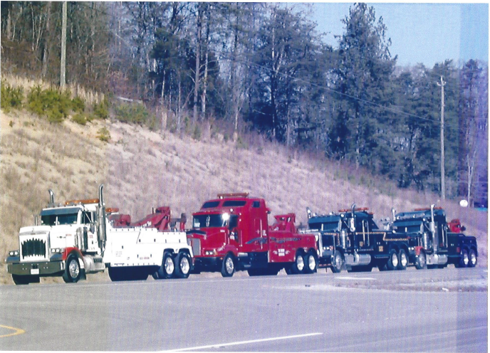 Towing Company Recovery Service Ltd City Wide Towing