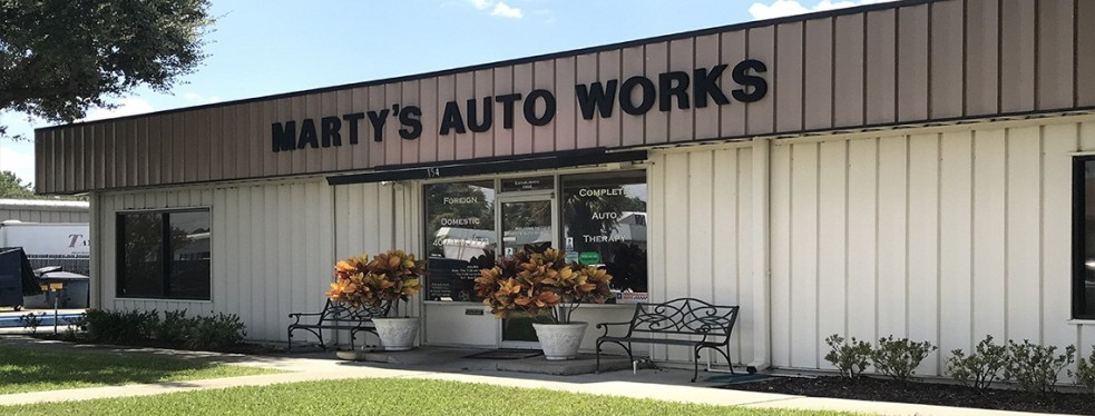 Marty's Auto Works image 0