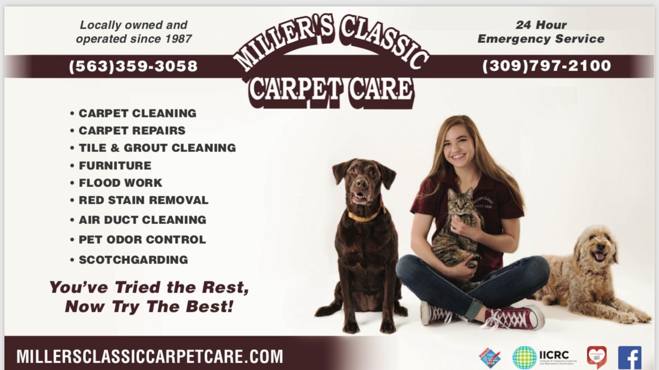 Miller's Classic Carpet Care image 2