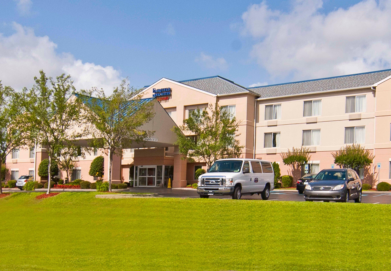 Fairfield Inn & Suites by Marriott Jackson Airport image 14