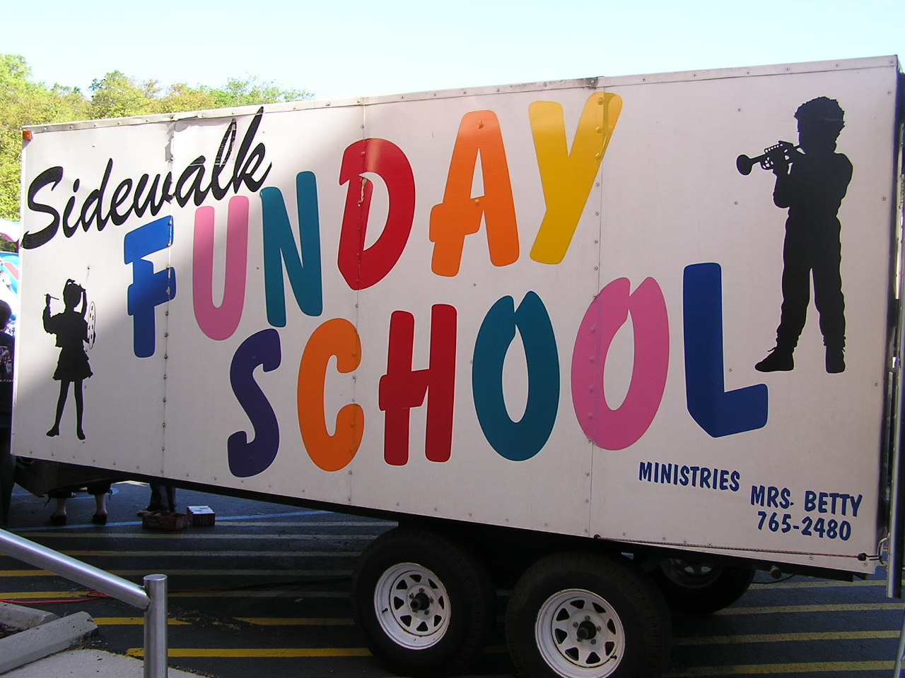 Sidewalk Funday School, A Children's Church, Inc. image 0