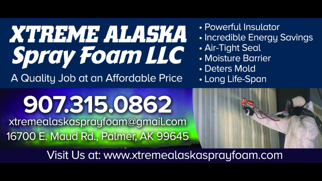 Xtreme Alaska Spray Foam, LLC image 0