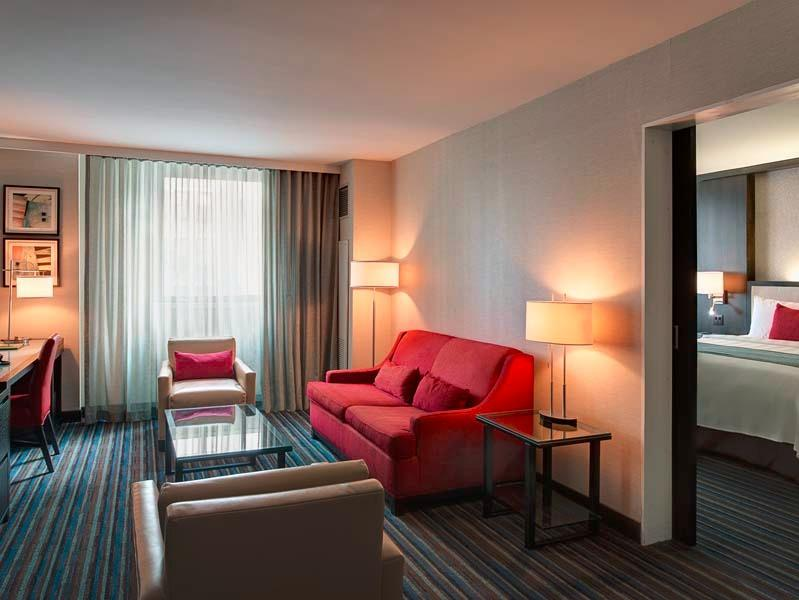 Courtyard By Marriott New York Manhattan Times Square In New York Ny 10018 Citysearch