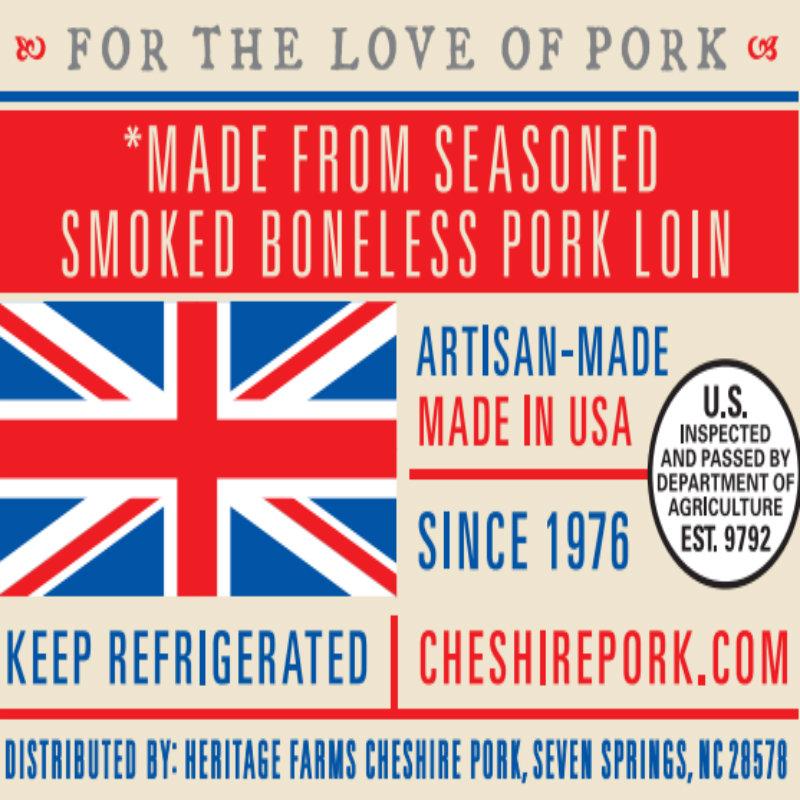 Heritage Farms Cheshire Pork image 45