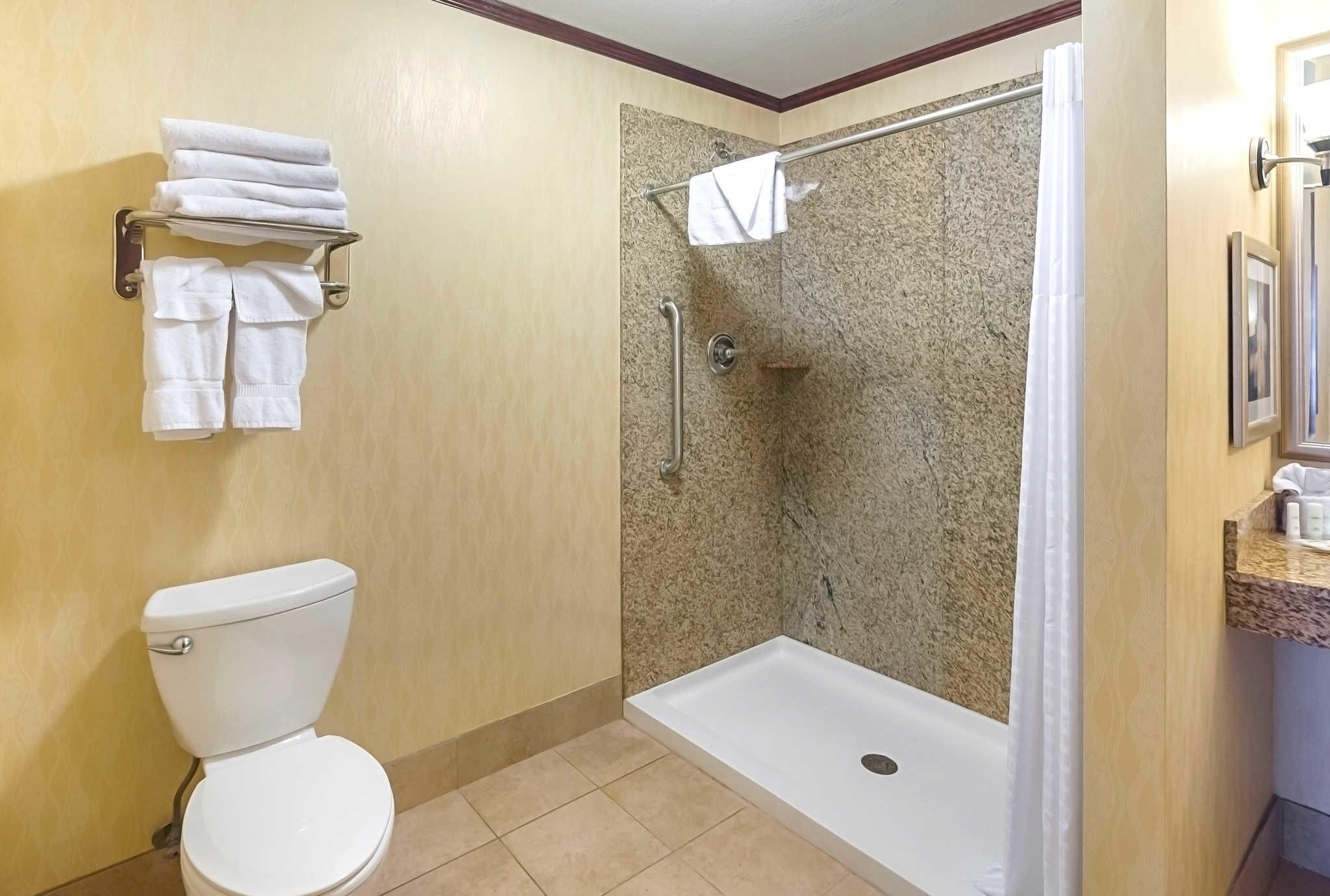 Comfort Suites Manhattan image 22