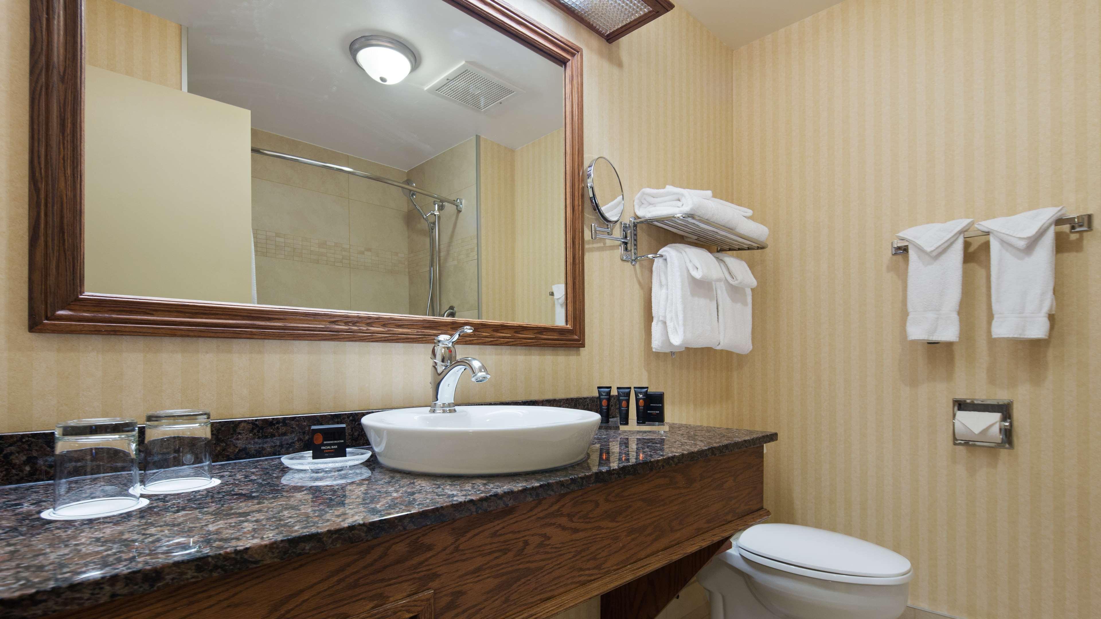 Best Western Plus City Centre/Centre-Ville à Quebec: Guest Bathroom