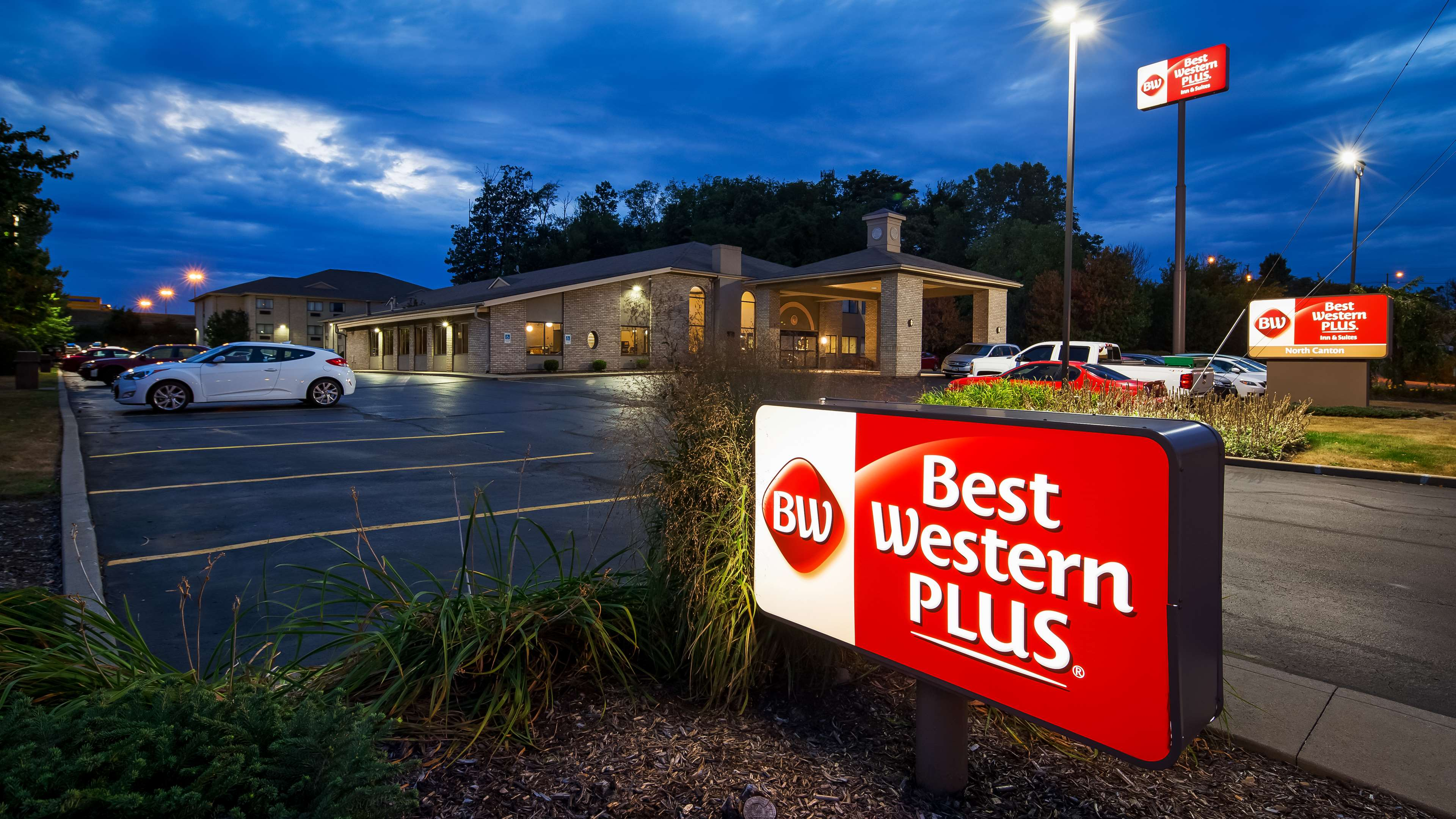 Best Western Plus North Canton Inn & Suites image 0