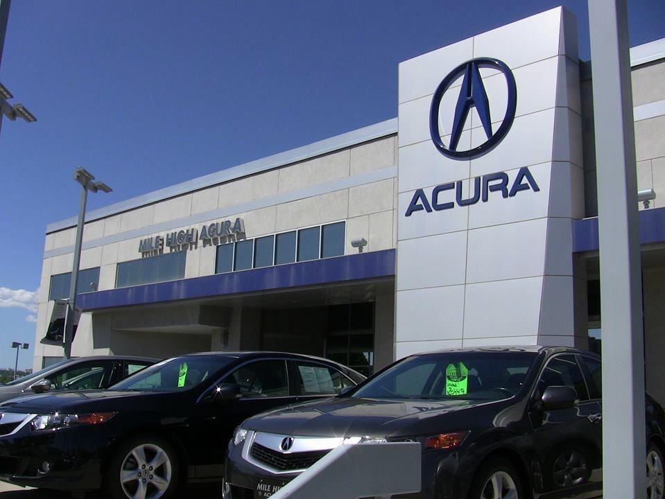 Mile High Acura