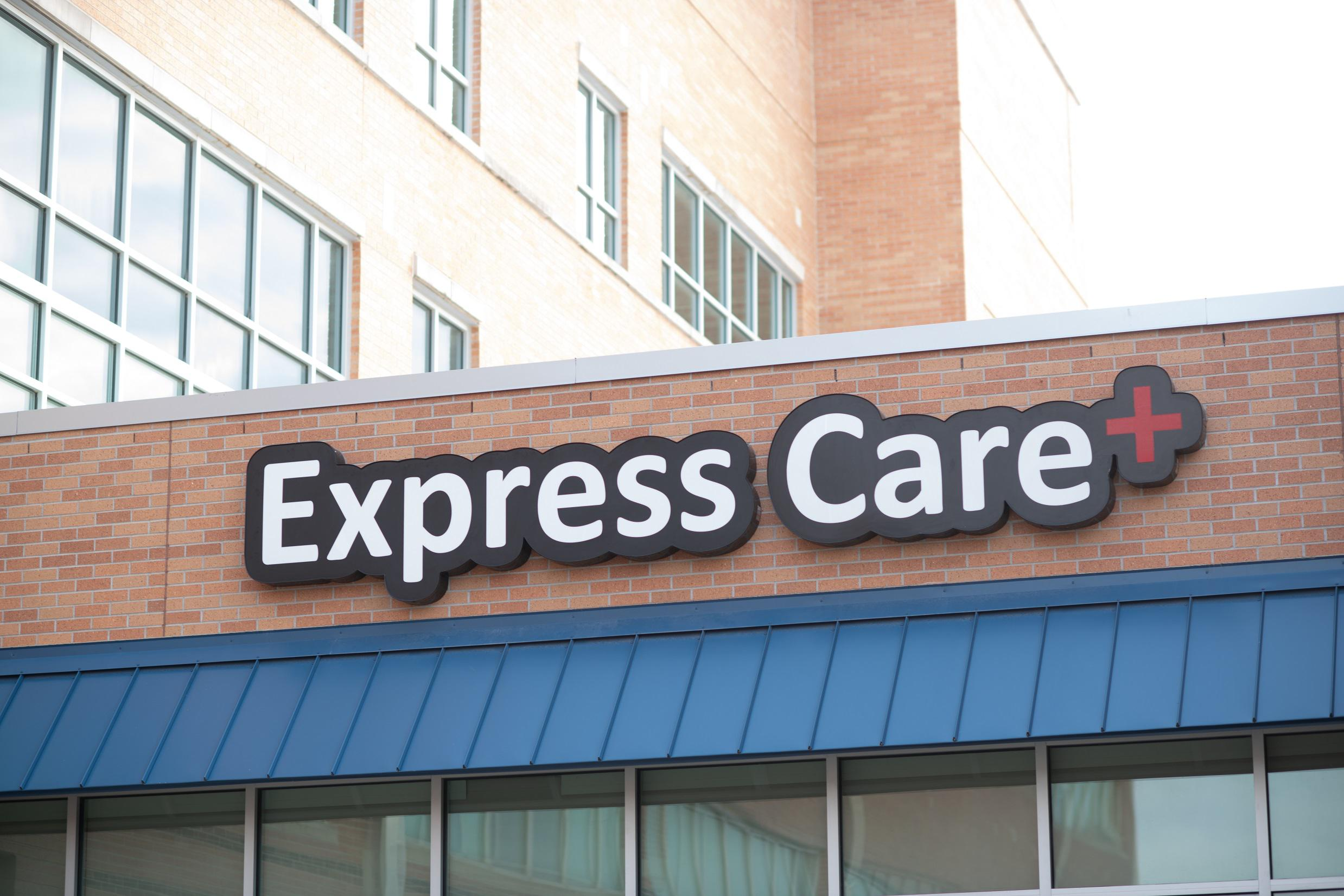 Newman Regional Health Express Care 1301 West 12th Avenue Suite 110
