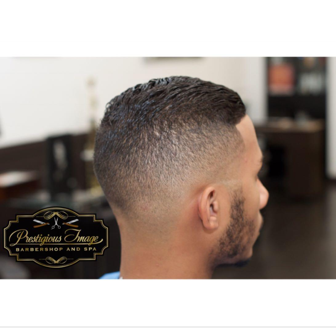 Prestigious Image Barbershop and Spa image 0