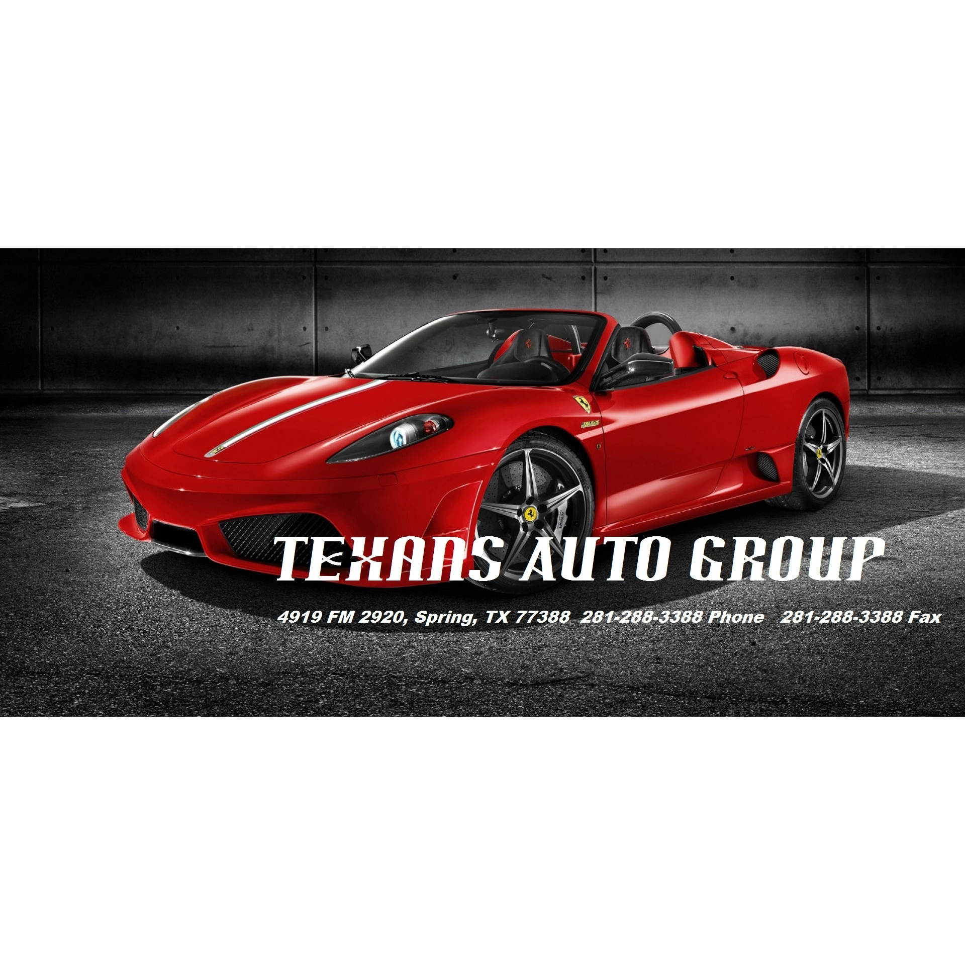 Texans Auto Group