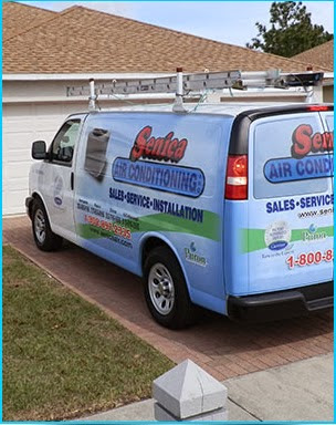 Senica Air Conditioning Inc In Spring Hill Fl Whitepages