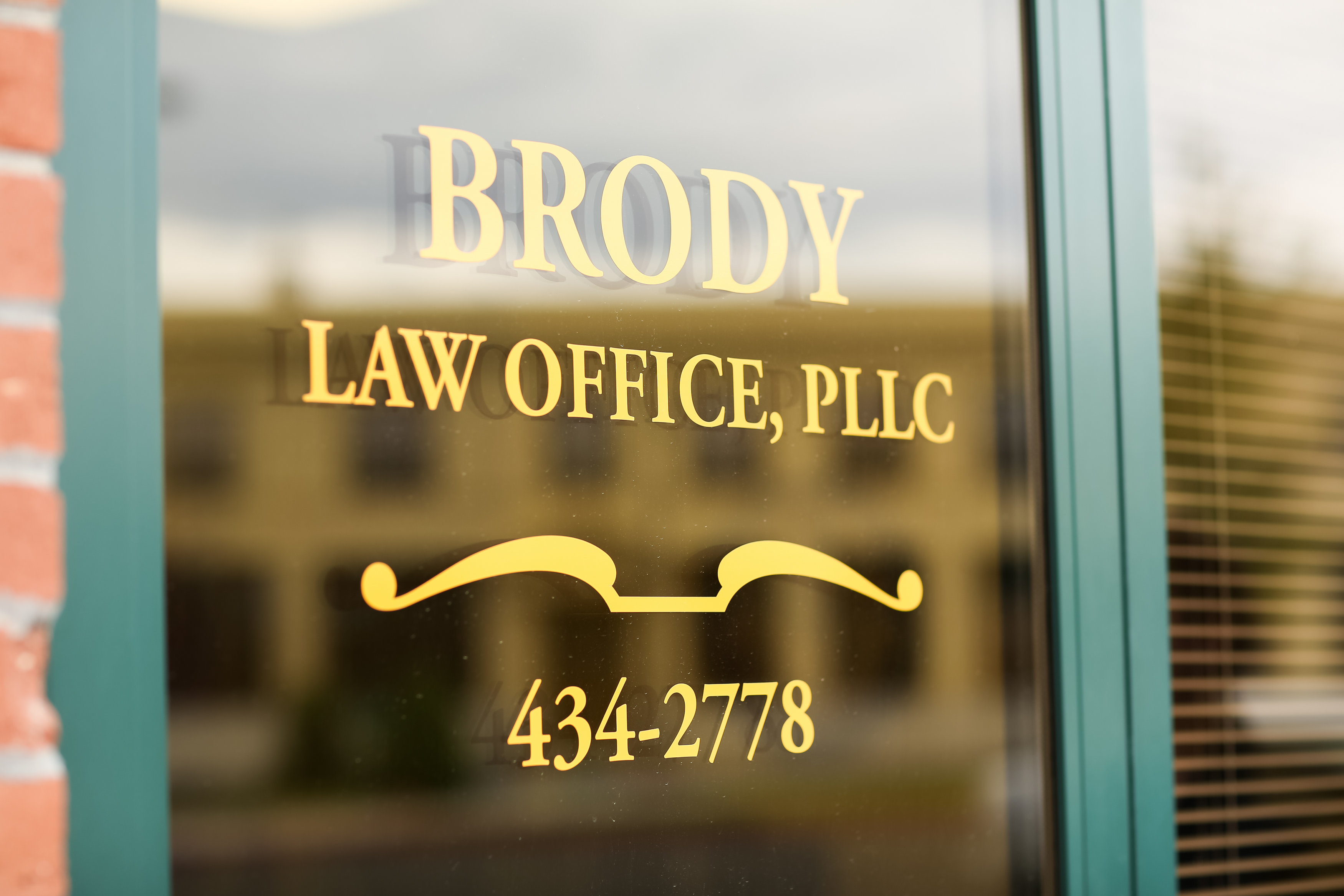 Brody Law Office, PLLC - ad image