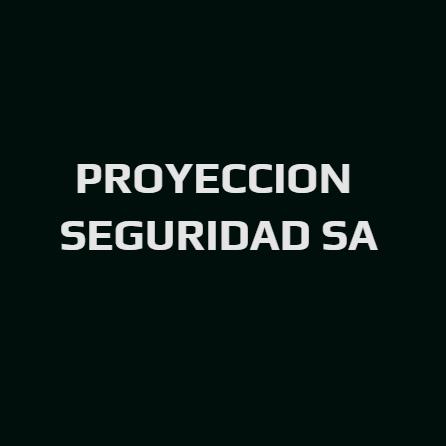 PROYECCION SEGURIDAD SA