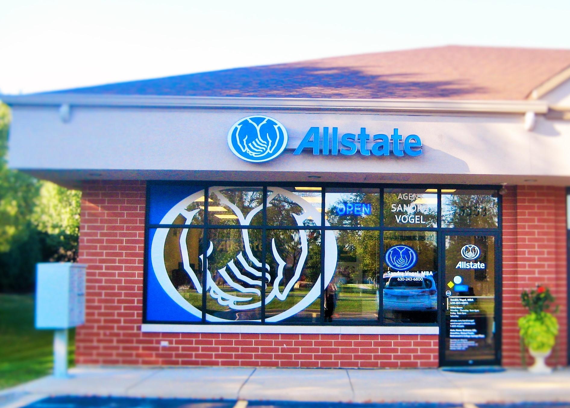 Allstate Insurance Agent: Sandra Vogel image 1