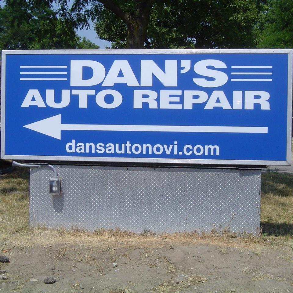 Dan's Auto Repair Inc