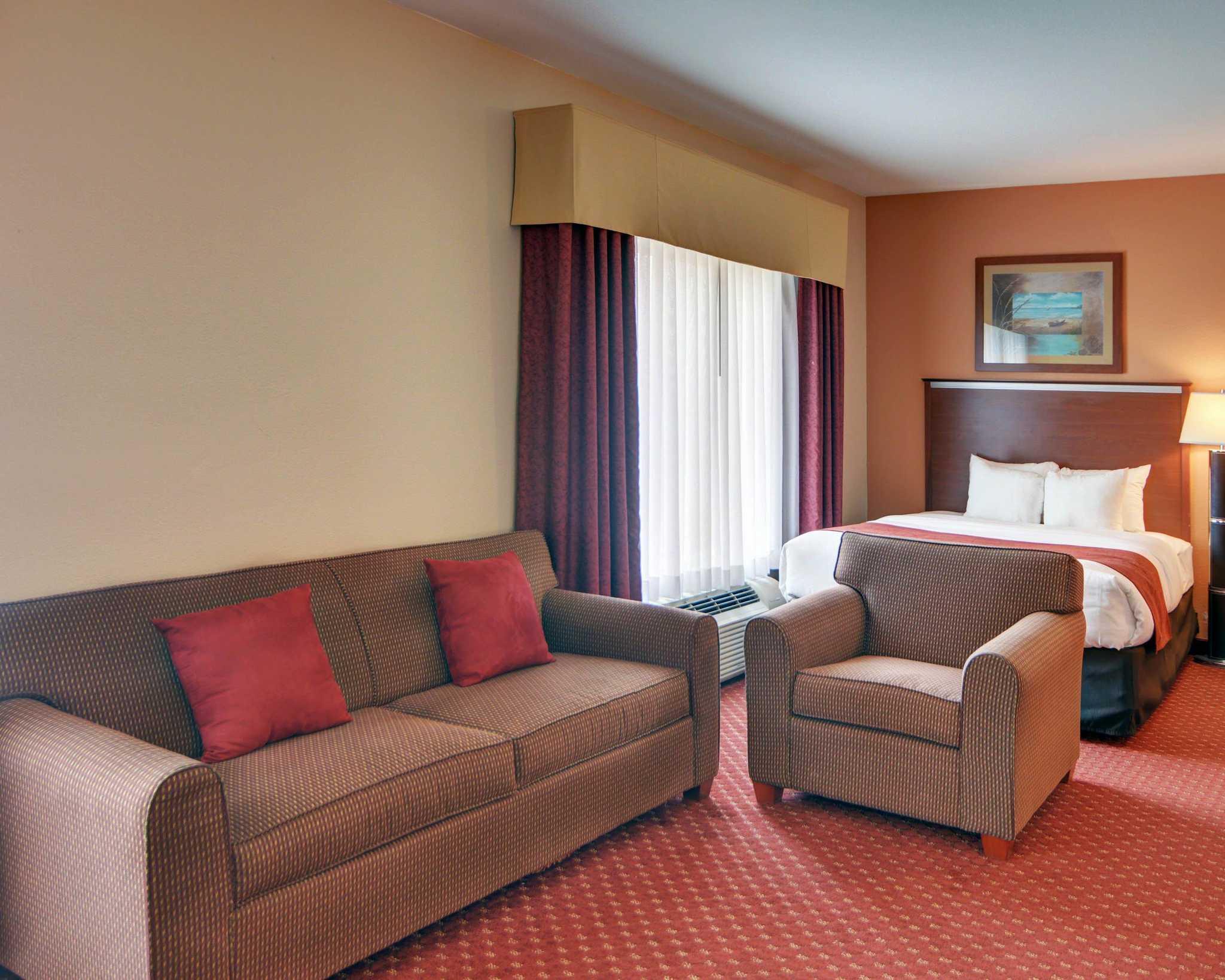 Comfort Suites Near Cedar Creek Lake image 3