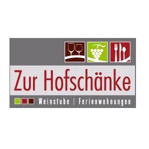 Logo von Zur Hofschänke - Weinstube und Ferienwohnungen