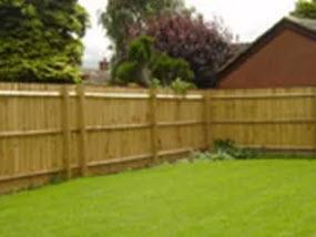Leicestershire fencing ltd in wigston leicestershire for Garden decking hinckley
