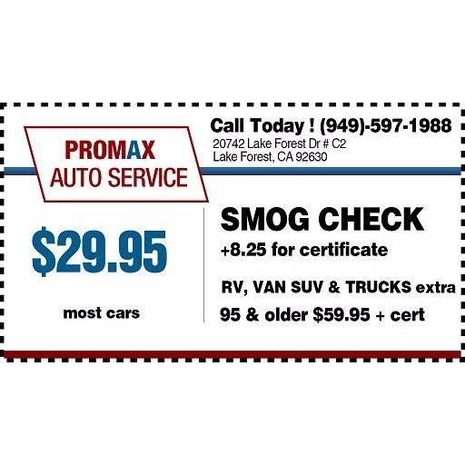 Promax Auto Services