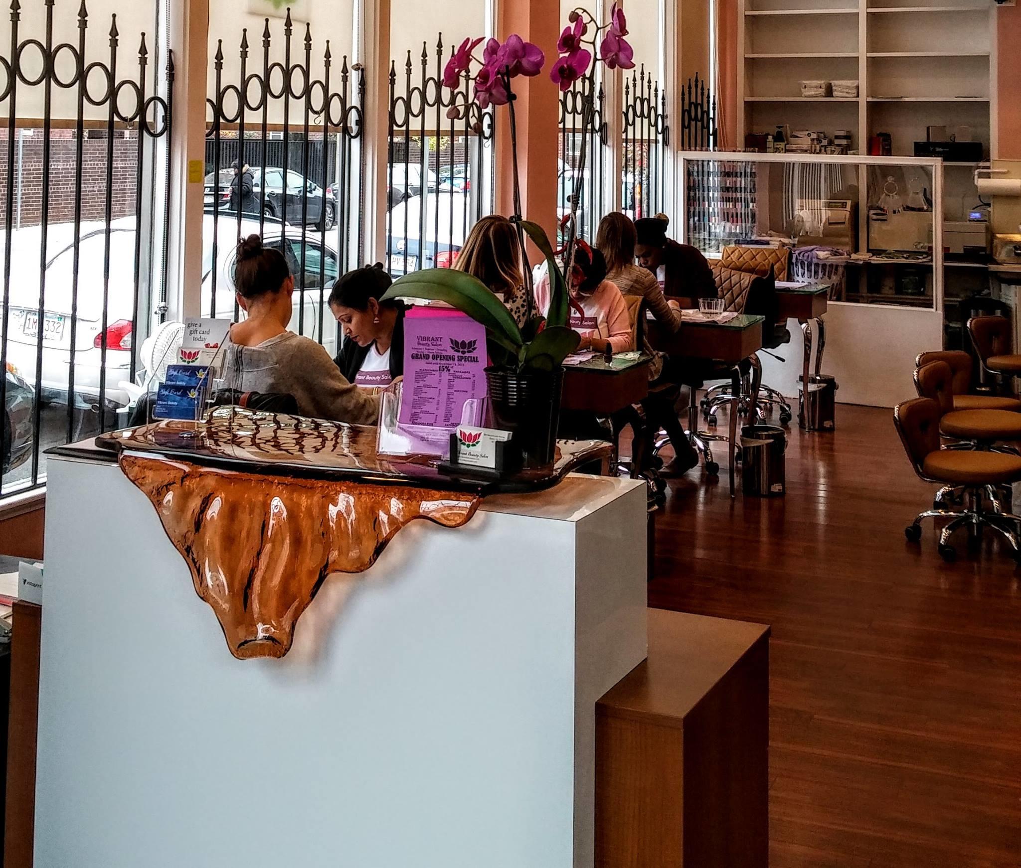 Vibrant Beauty Salon