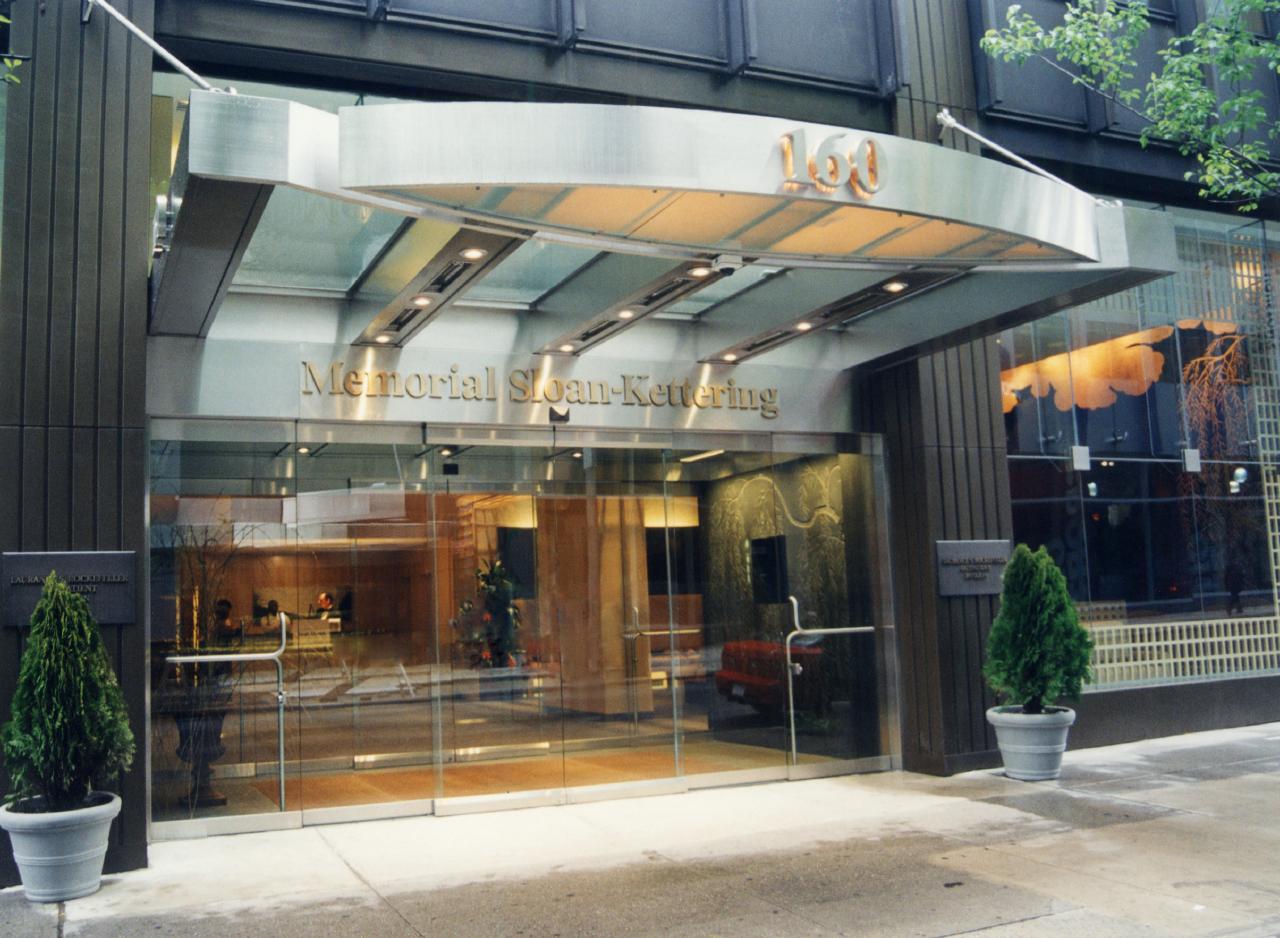 Rockefeller Outpatient Pavilion 160 East 53rd Street (At