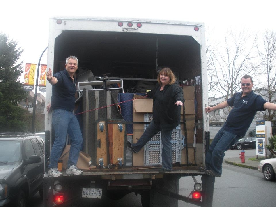 Reay's Moving & Storage in Vancouver: We are a family owned and locally operated moving company that you will trust and love.
