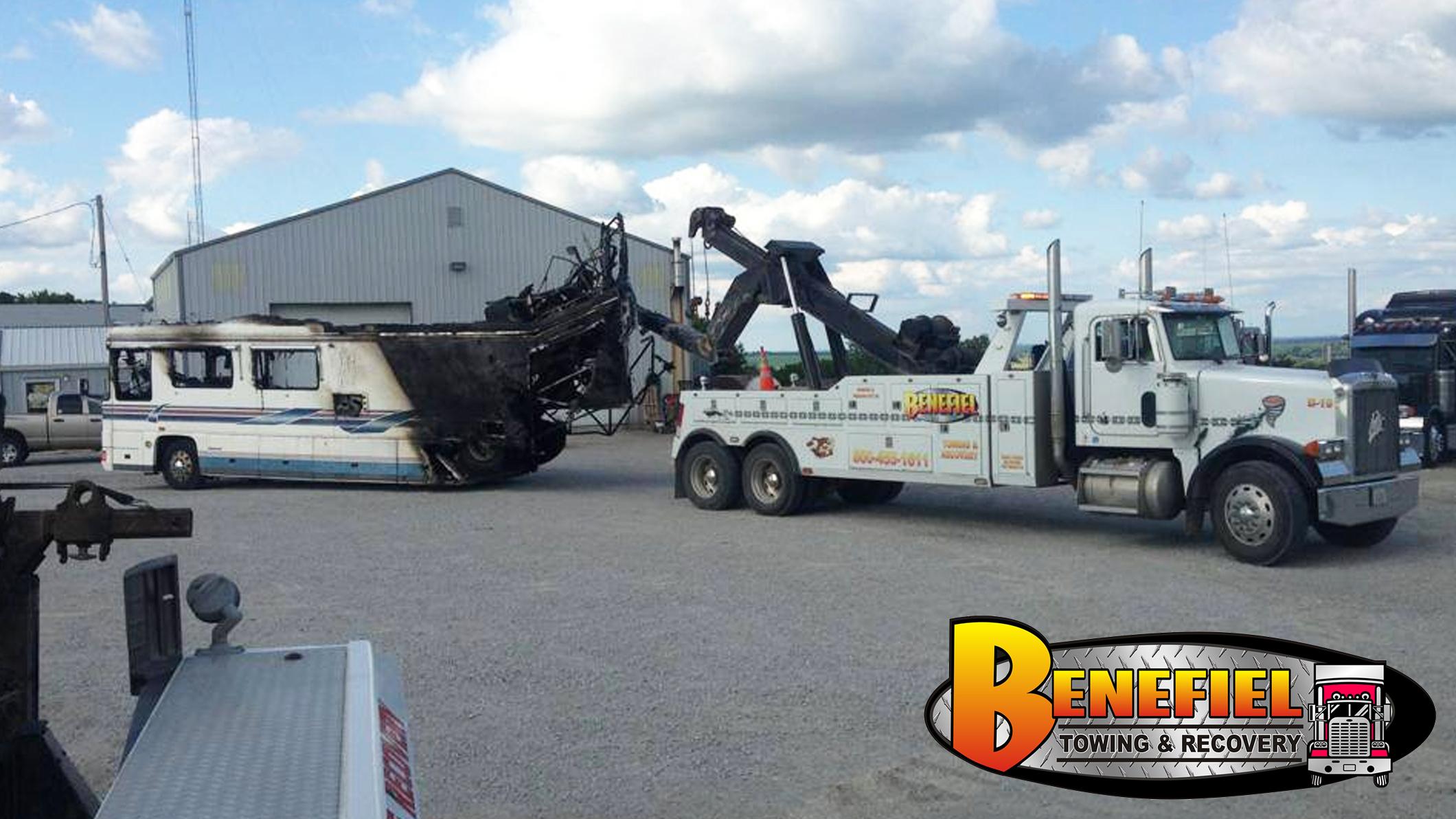 Benefiel Truck Repair & Towing image 0