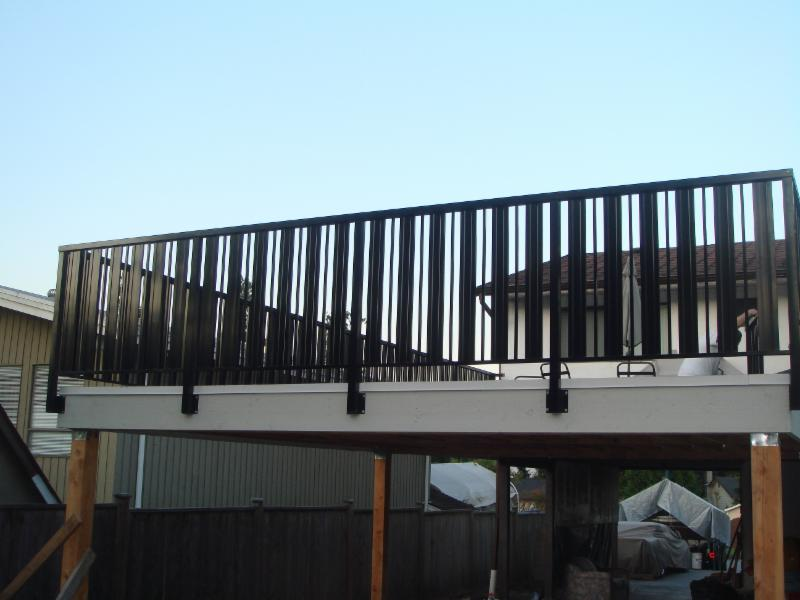Tops Aluminum Railings Ltd in Richmond