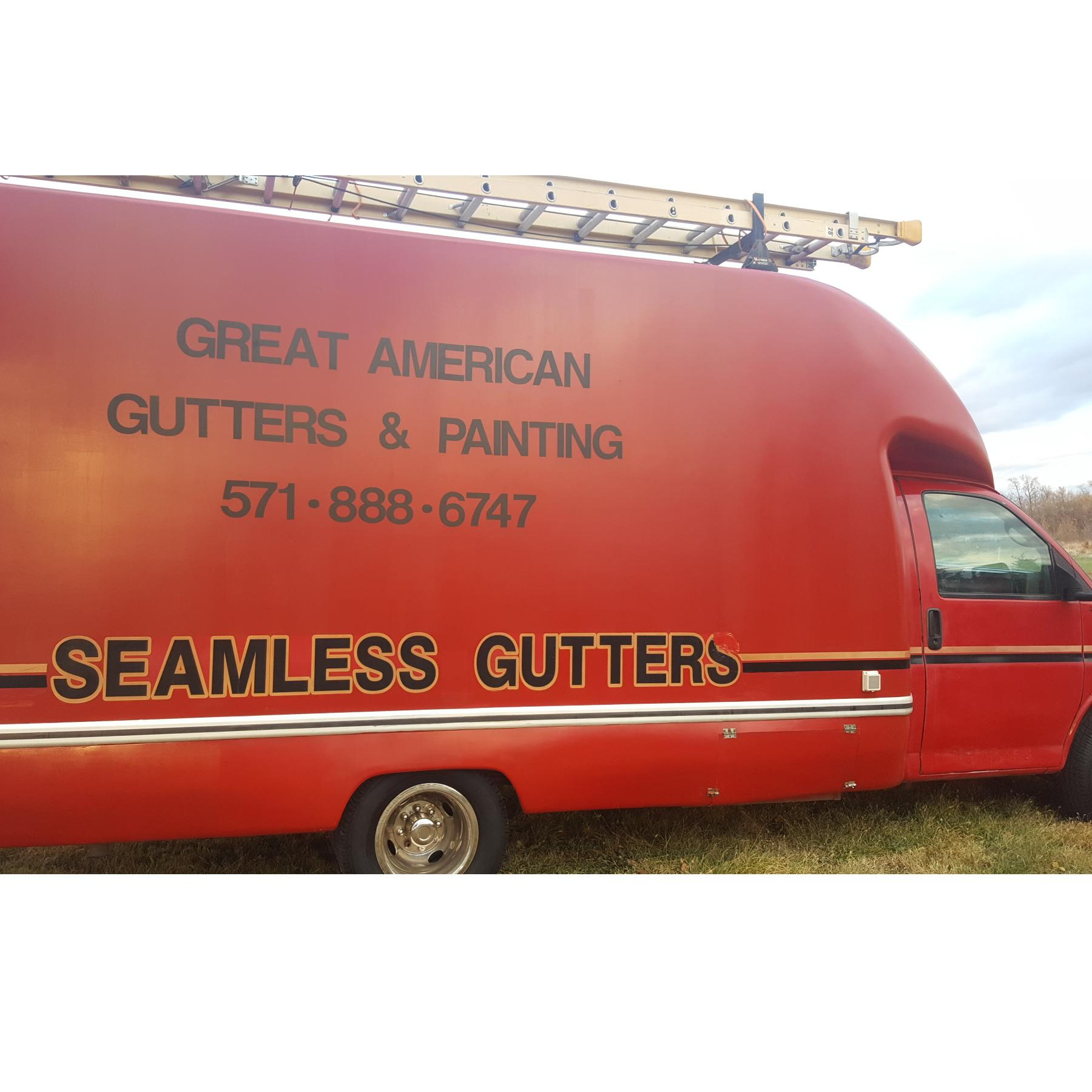 Great Ameican Gutters & Painting