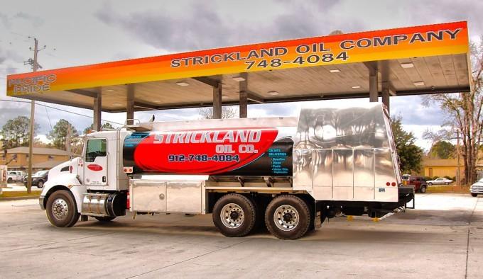 Strickland Oil Co image 1