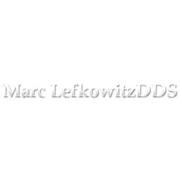 Marc Lefkowitz, DDS