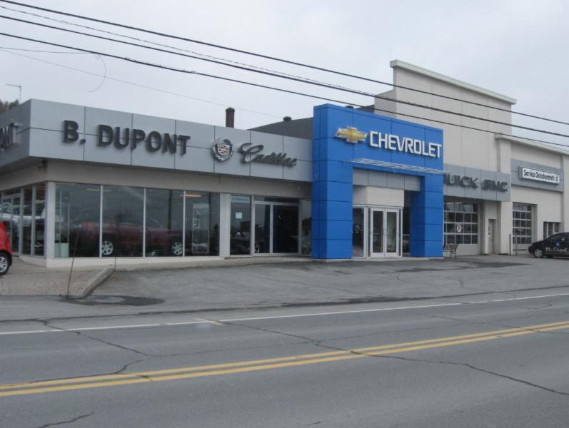 Garage B Dupont Auto Inc à Lac-Etchemin