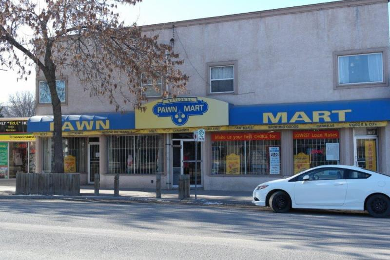 National Pawn Mart in Kamloops