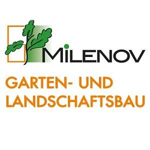 Logo von Milenov Garten & Landschaftsbau