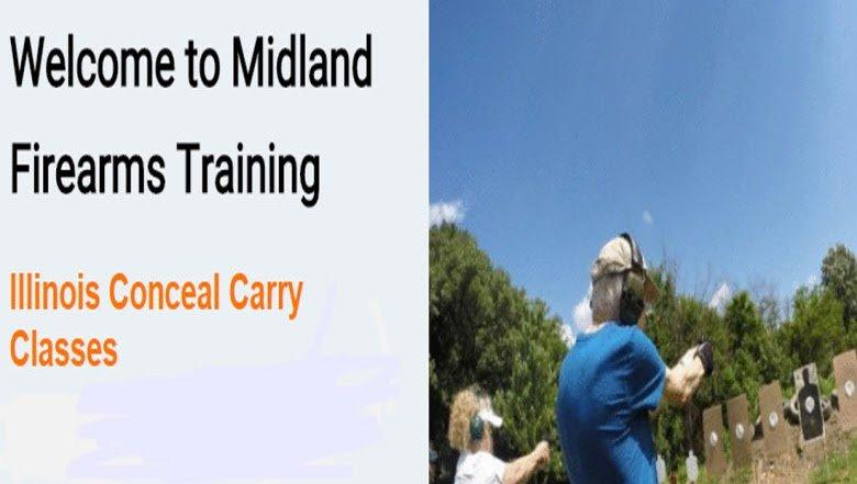 Midland Firearms Training - Concealed Carry CCW Classes image 0