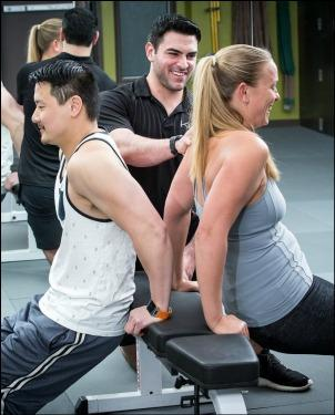 Personal Training: Individuals or Couples