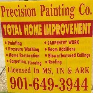 Precision Painting Company